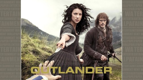 Outlander 2014 TV Series پیپر وال entitled Outlander پیپر وال