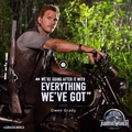Owen Grady Quote - Jurassic World