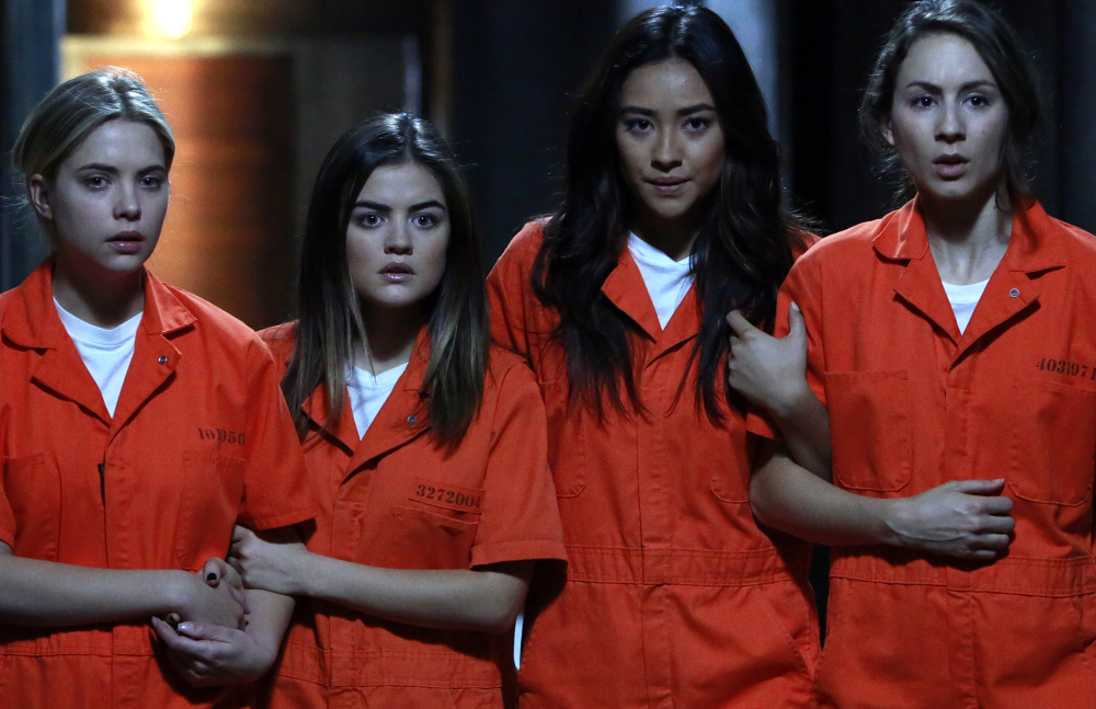 """PPL """"Welcome to the Dollhouse"""" (5x25) promotional pictures"""