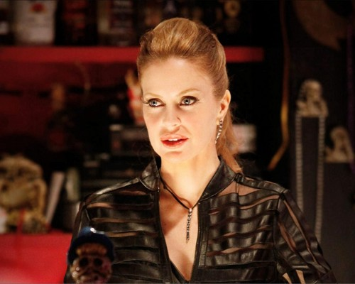 True Blood wallpaper possibly with a well dressed person and a portrait entitled Pam De Beaufort