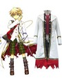 Pandora Hearts Oz Vessalius With Over amerikana Cosplay Costume