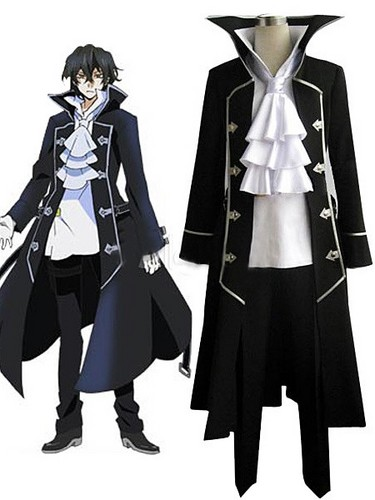 Pandora Hearts দেওয়ালপত্র entitled Pandora Hearts Raven Cosplay Costume