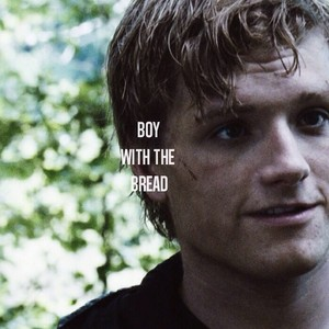 Peeta Mellark | Boy with the روٹی
