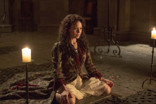 Penny Dreadful karatasi la kupamba ukuta with a candle and a moto called Penny Dreadful - Episode 2.01