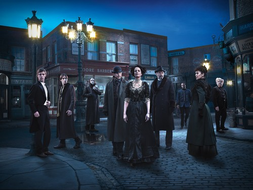 penny dreadful fondo de pantalla containing a business suit entitled Penny Dreadful - Season 2 - Official picture