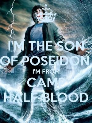 Percy Jackson Demigod