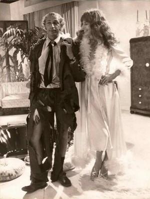 Pierre and Jane Birkin