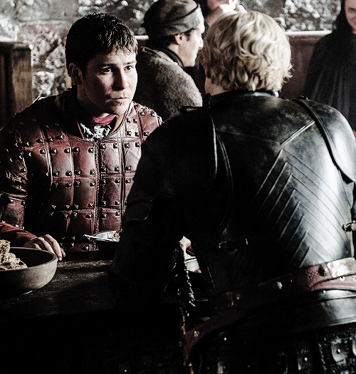 Podrick Payne and Brienne of Tarth - Game of Thrones Fan ...