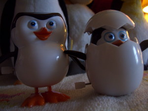 Poppin' Penguins (Out of Box)