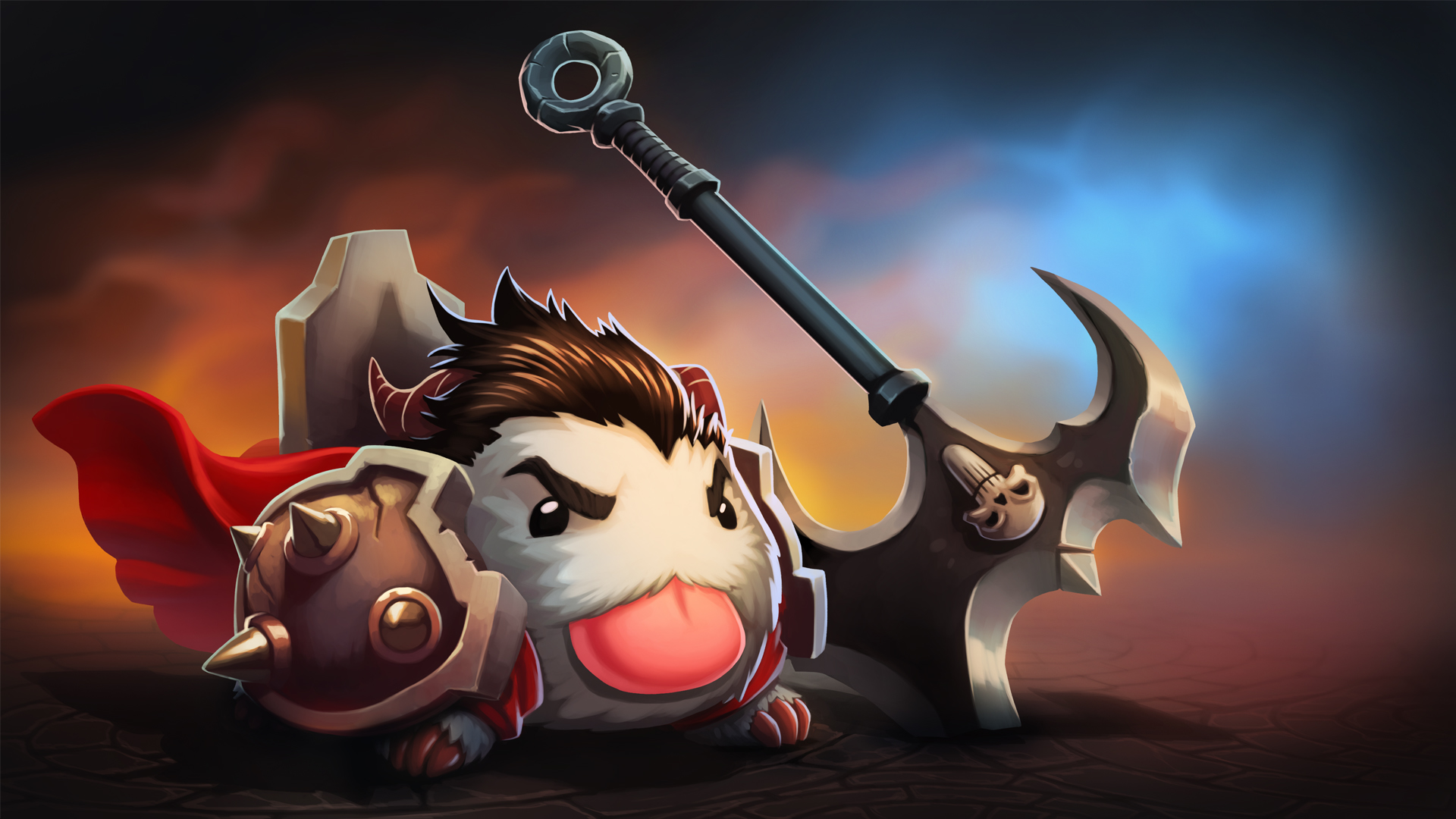 League Of Legends Images Poro Darius Hd Wallpaper And Background
