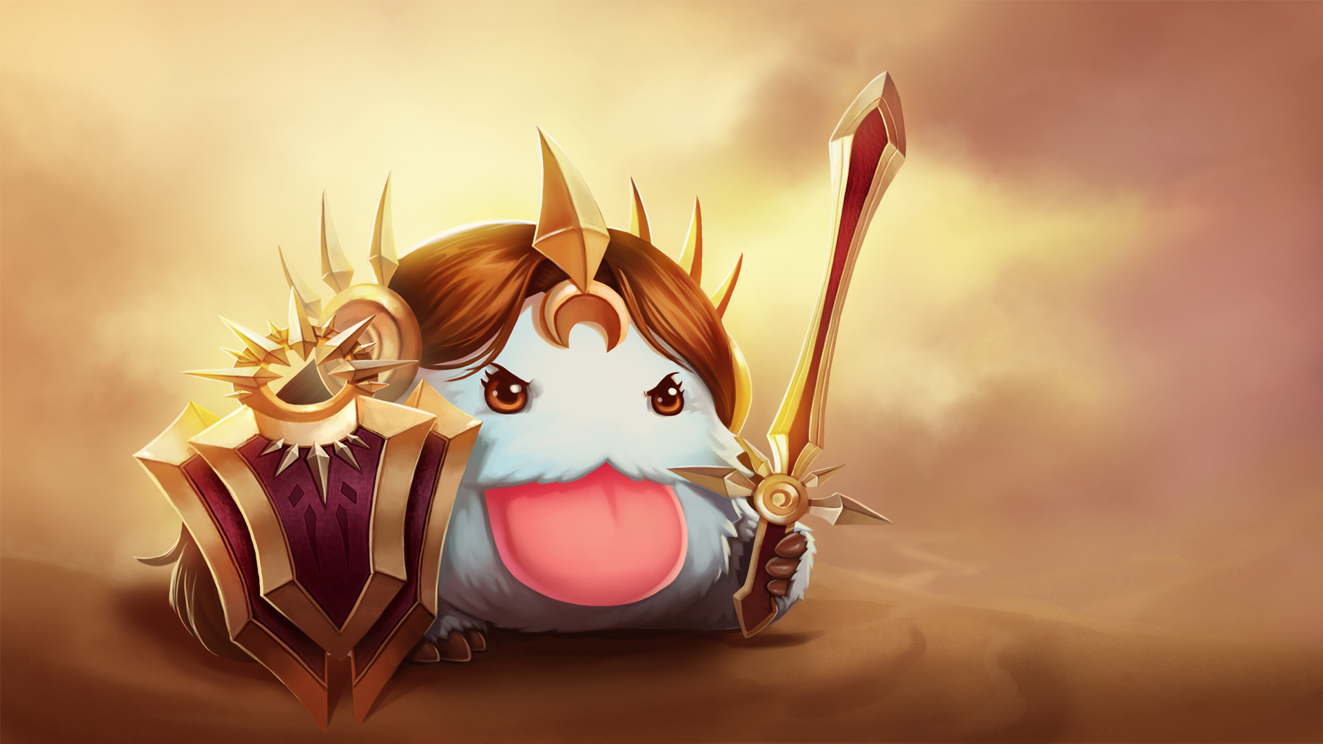 Poro Leona League Of Legends Fotografia 38308605 Fanpop