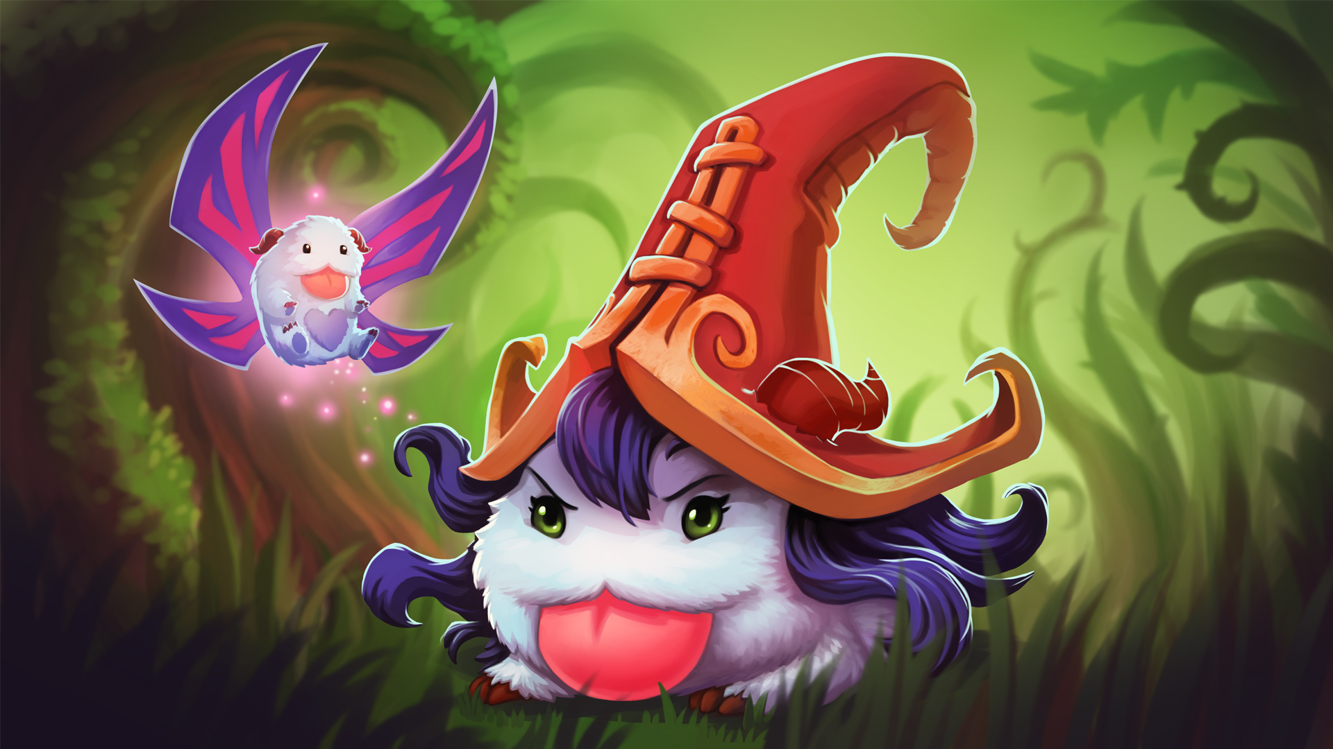 League of Legends images Poro Lulu HD wallpaper and background photos
