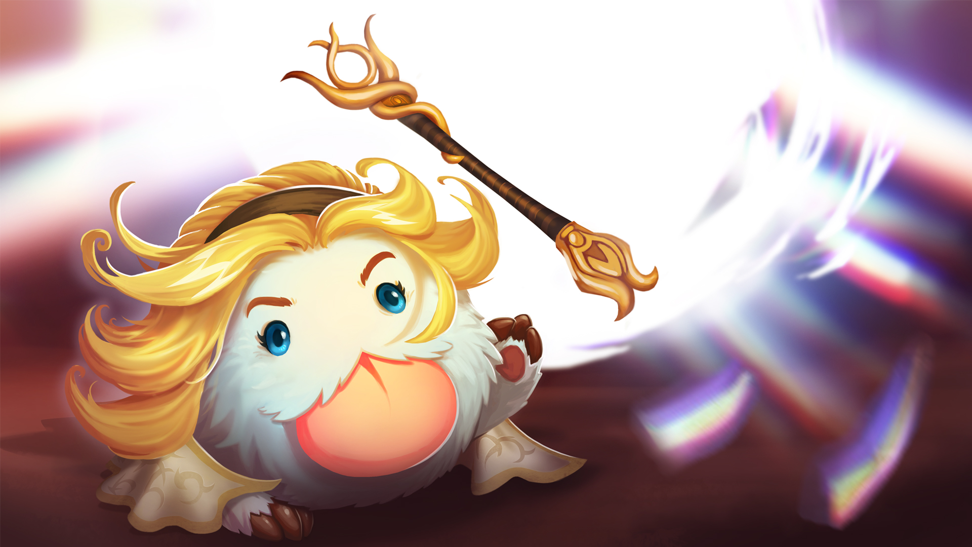 League Of Legends Images Poro Lux HD Wallpaper And Background Photos