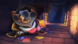 Poro Twisted Fate