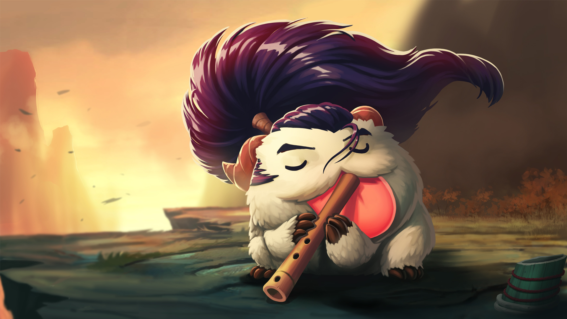 Poro Yasuo - League of Legends Photo (38308593) - Fanpop