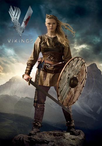 vikings (serial tv) wallpaper entitled Poruun