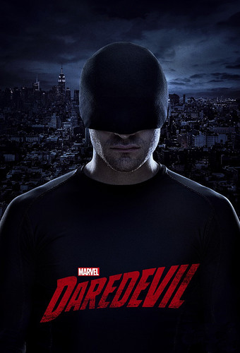 Daredevil (Netflix) 壁紙 containing a jersey called Poster Season One