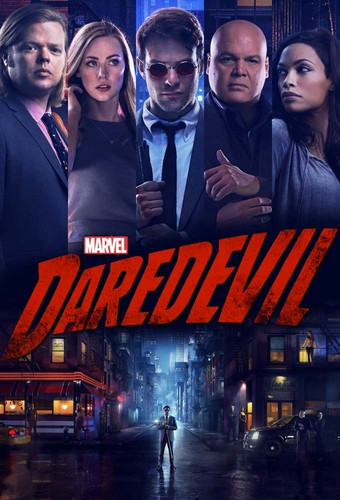 Daredevil (Netflix) 壁紙 possibly with a sign entitled Poster Season One