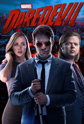 Daredevil (Netflix) 壁紙 containing a business suit called Poster Season One