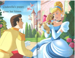 Princesses and cachorritos