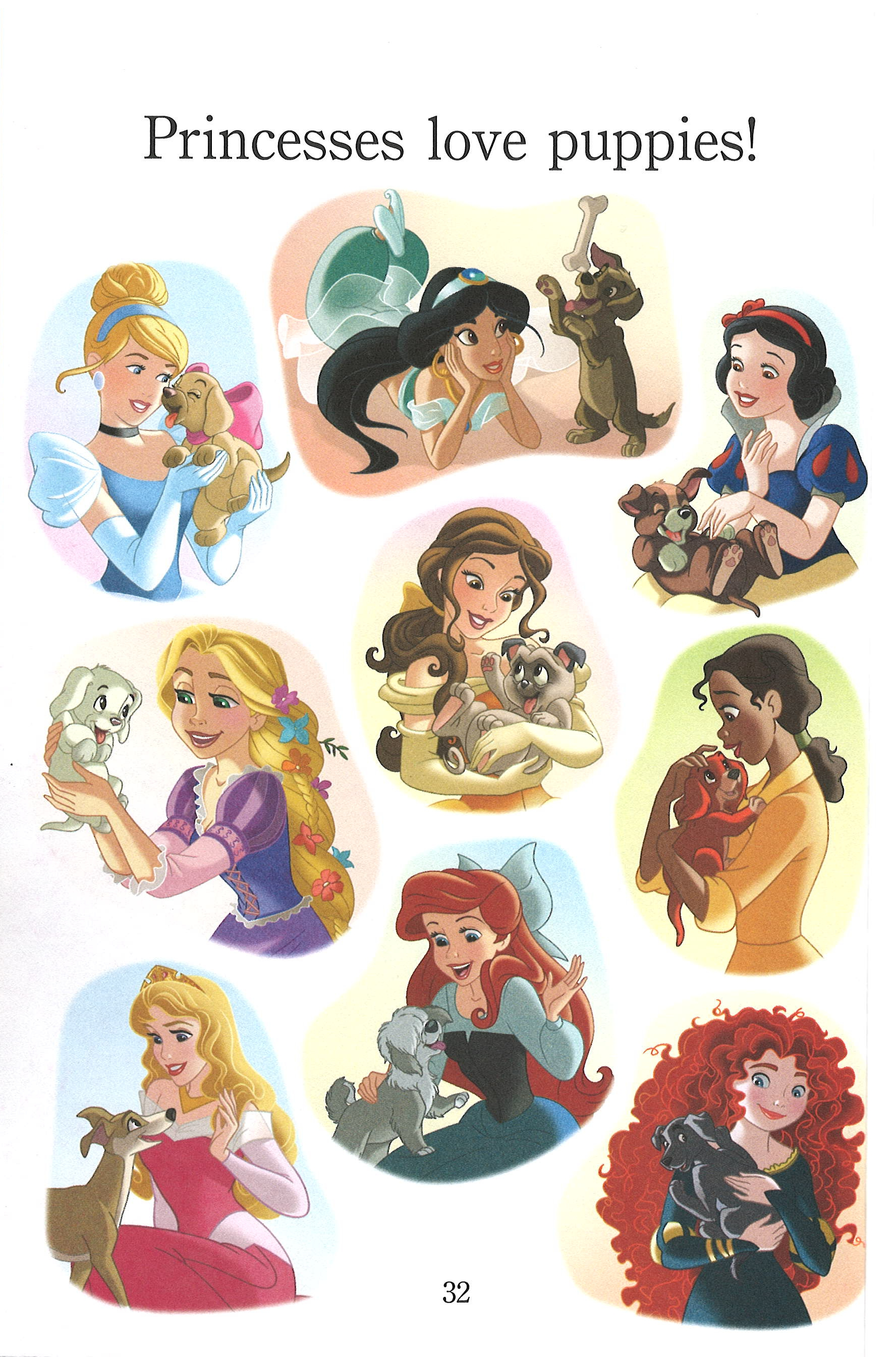 Princesses and Puppies
