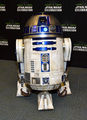 R2D2 at The Star Wars Celebration