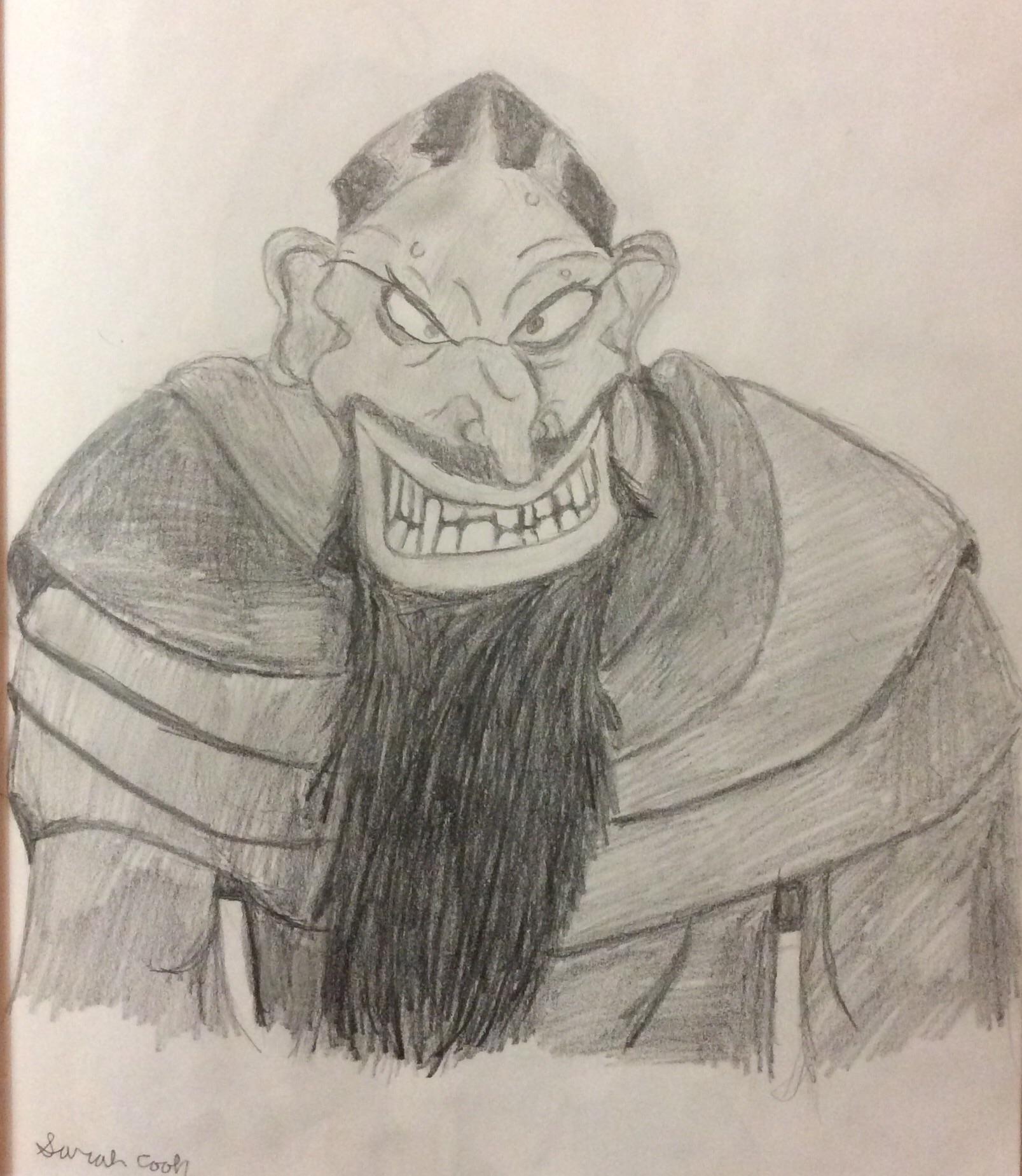 Rasputin 팬 Art