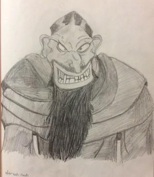 Rasputin fan Art