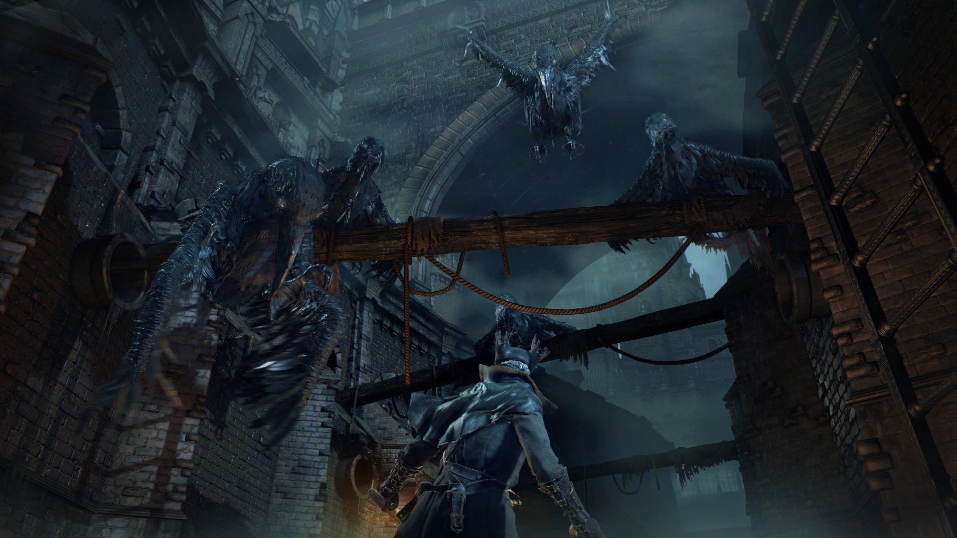 Bloodborne Images Ravens HD Wallpaper And Background Photos