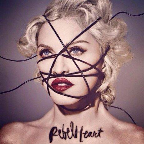 Madonna fond d'écran entitled Rebel cœur, coeur photoshoot