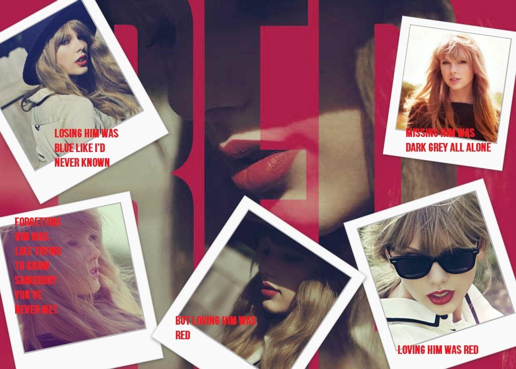 Red album pics