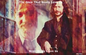 Remus and Sirius~