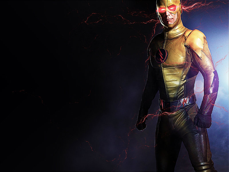 Flash Reverse Flash Wallpaper Reverse Flash