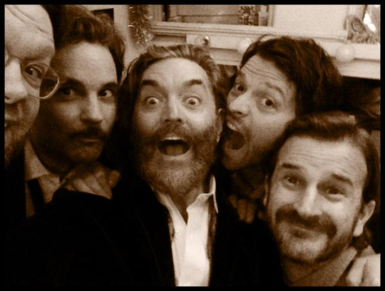 Richard Speight Jr., Timothy Omundson and Misha Collins