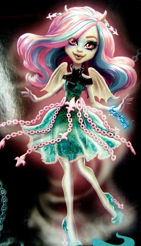 Monster High wallpaper entitled Rochelle