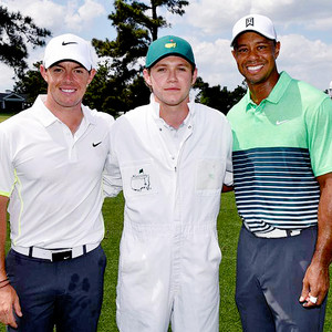 Rory, Niall and Tiger