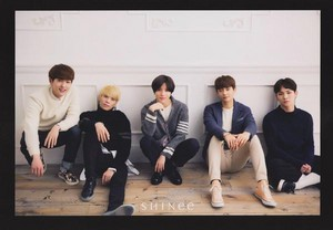 SHINee SEEK Magazine 2015