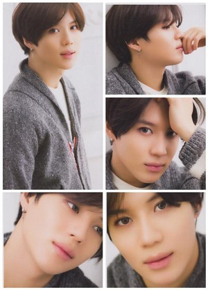 SHINee SEEK Magazine TAEMIN 2015