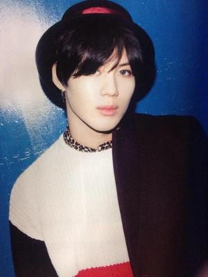 SHINee SEEK Magazine TAEMIN 2015