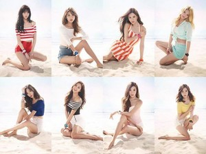 SNSD Casio Baby-G 2015 SS