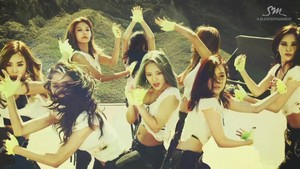 SNSD Catch Me If あなた Can Screencap