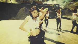 SNSD Catch Me If anda Can Screencap