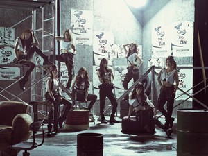 SNSD Japão New Single 'Catch Me If You Can'