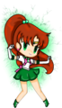 Sailor Jupiter chibi