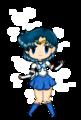 Sailor Mercury Chibi - sailor-moon fan art
