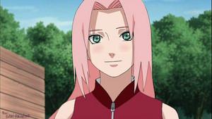 Sakura Haruno.