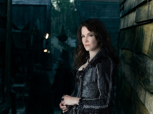Salem TV Series wallpaper probably with a hip boot called Salem Countess Marbug Season 2 Official Picture