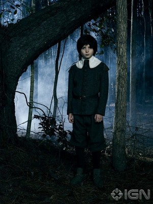 Salem Mary's and John's son Season 2 Official Picture