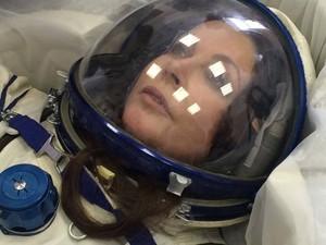 Sarah's luar angkasa Journey