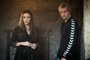 Scarlet Witch and Quicksilver - New Promotional Still